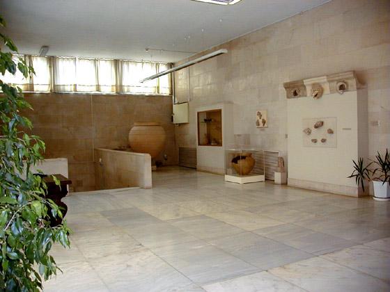 Achaelogical museum